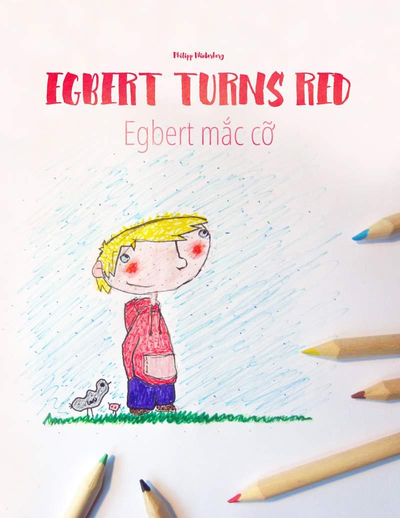 Egbert mắc cỡ